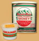 HAEFELI CREAMED HONEY