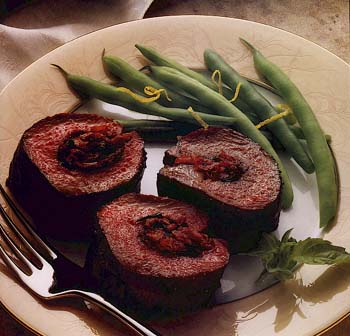 Sun-dried Tomato-Basil Tenderloin